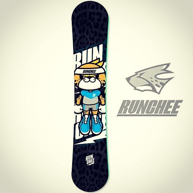 Cheetah runer. RUNCHEE ' Extreme brand character snowboard deck graphicer tuning design. Designed by DOLDOL. www.graphicer.com.  #Snowboard #skateboard #sk8 #longboard #surf #hiphop #bike #graphicer #mtb  #스노우보드 #그래피커 #character #characterdesign #스노우 #스노우보드튜닝 #graffiti #스티커 #돌돌디자인 #speed #힙합 #stickers #캐릭터디자인 #cheetah #치타 #스노우보드튜닝 #스노우보드스티커. #인스타그램 #데크스티커