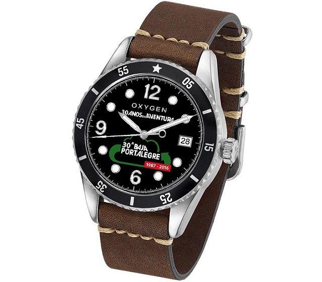 Coleccionismo: ACP lançou relógio comemorativo da 30ª Baja Portalegre 500