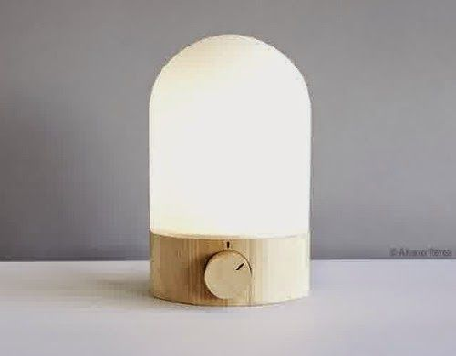 bedside lamp using dimmers