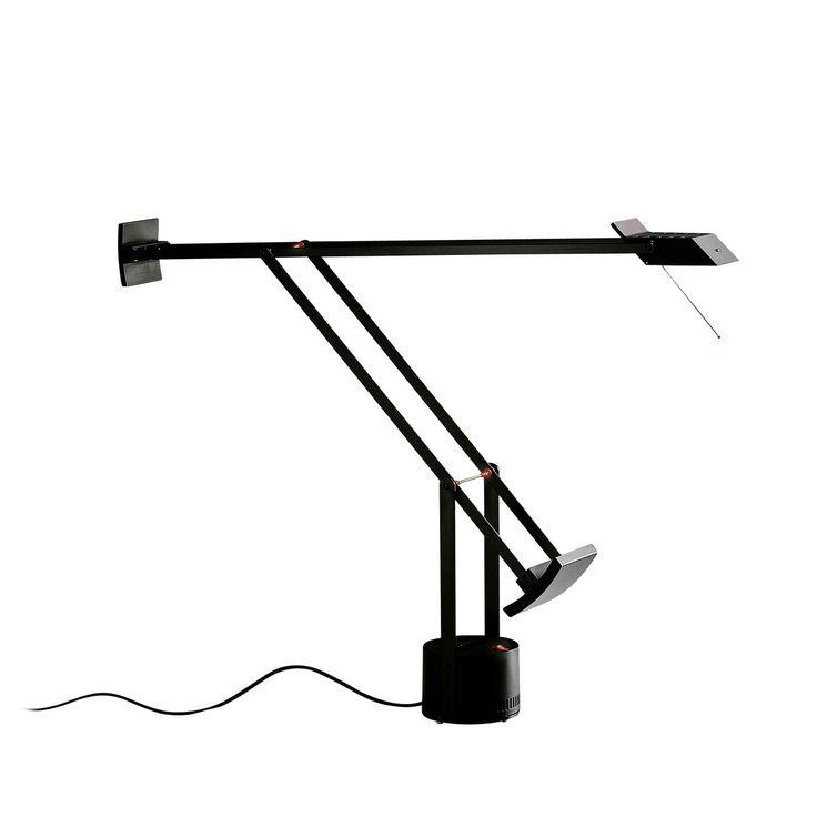 Tizio table lamp by Richard Sapper for Artemide.