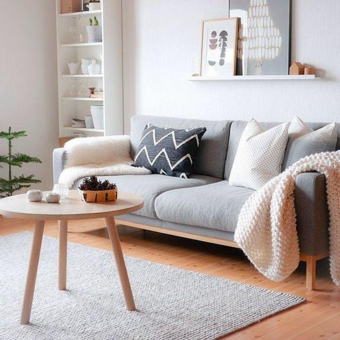 Combinaisons Contemporary Living Rooms Couleur Decor Gagnantes