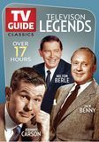 TV Guide Classics: Television Legends - Johnny Carson/Milton Berle/Jack Benny [3 Discs] [DVD]