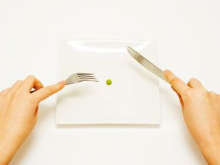 Want to eat less? Try a bigger fork