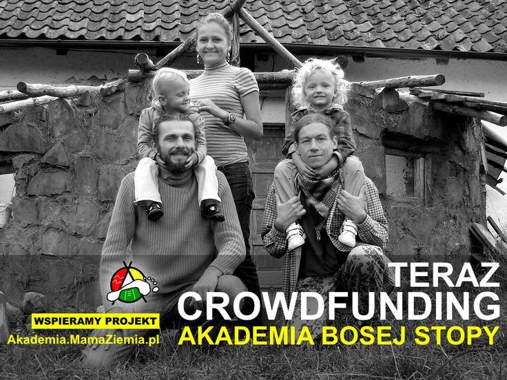 Akademia Bosej Stopy - budujemy ją razem. Projekt dowodzi, że polak potrafi! Finansowanie społecznościowe! #crowdfunding #crowdfundingpl