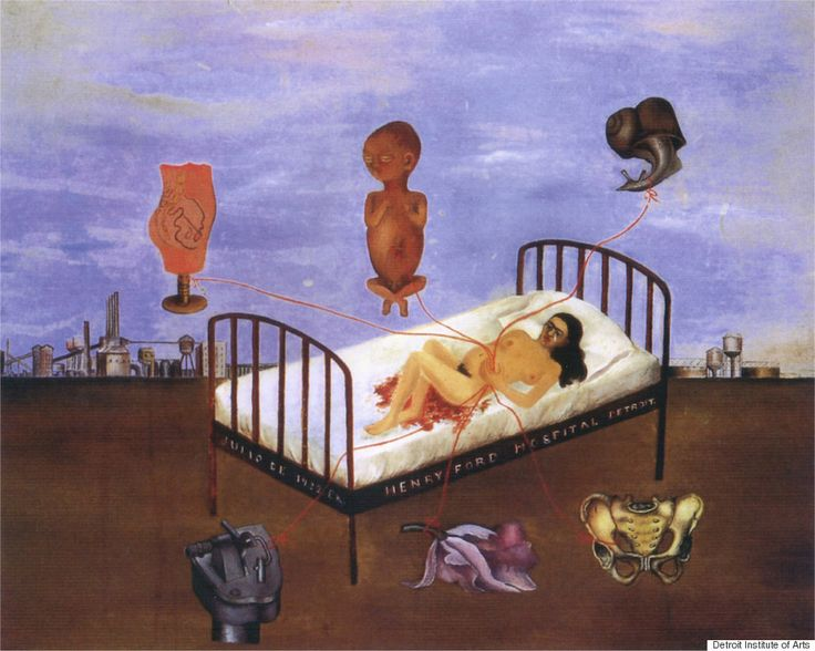 How Frida Kahlos Miscarriage Put Her On The Path To Becoming An Iconic Artist