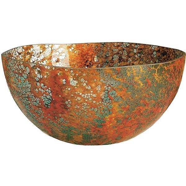 Dino Bowl Orange - Kjell Engman - Kosta Boda - RoyalDesign.com