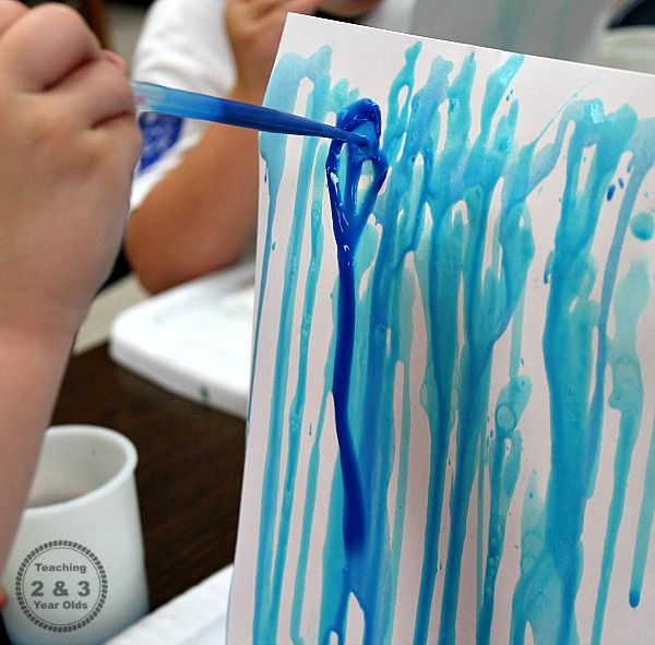 preschool fine motor art - Perfect for strengthening and working on fine motor skills while making a masterpiece!