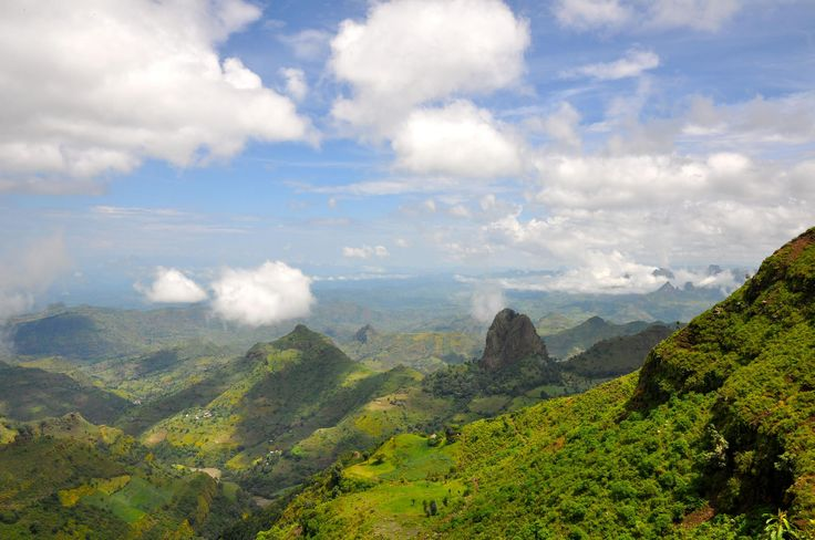 https://flic.kr/p/A54P1F | Beautiful Simien mountains