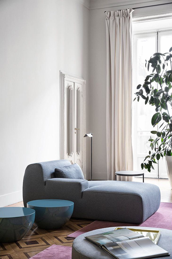 buy norton chaise by meridiani madetoorder designer furniture from dering hallu0027s collection of chaises