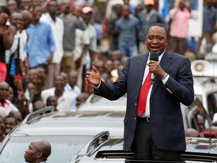 President Uhuru Kenyatta./FILE