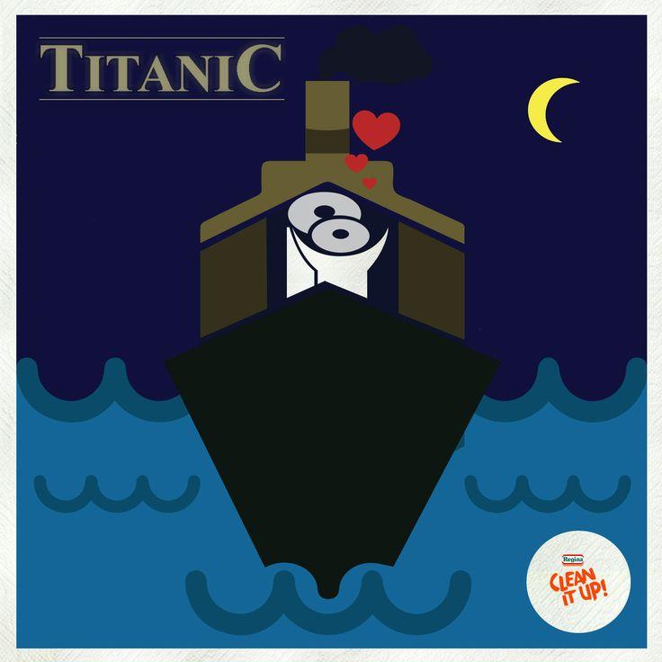 Lei era una vera Regina di Cuori, Lui un timido Asciugone, un'unica nave, un lungo #viaggio!