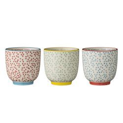 Bloomingville / Latte cup Laura dots
