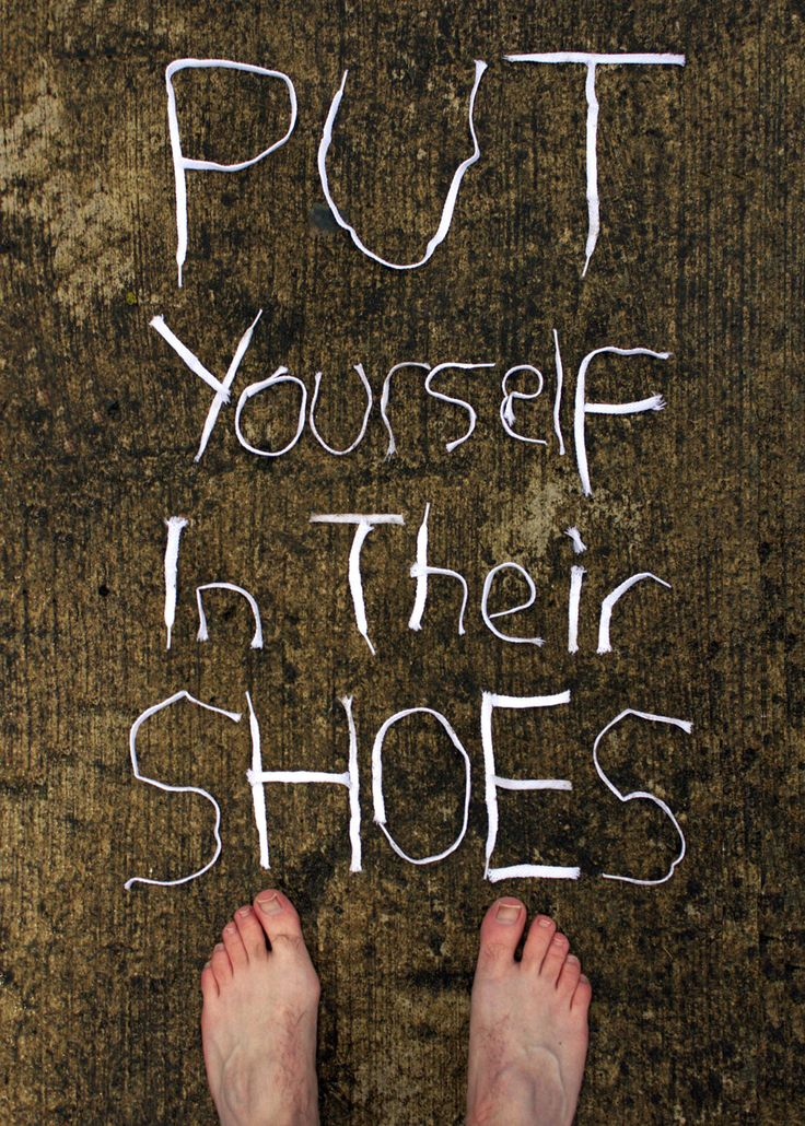 put myself my shoes Clint black - put yourself in my shoes lyrics i'll put myself in your shoes maybe then we'd see that if you put yourself in my shoes you'd have some sympathy.