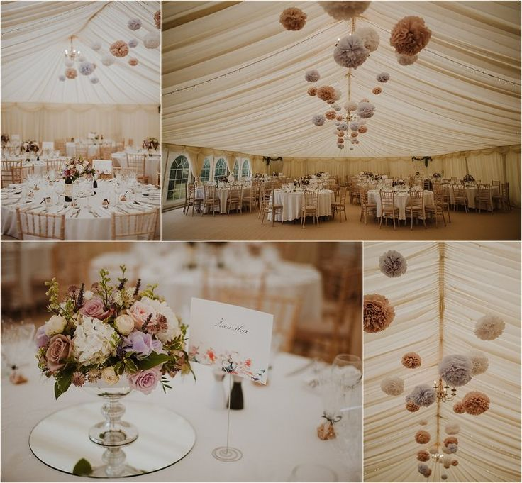 Marquee Wedding Ideas From The I Photographed At Goodnestone Park