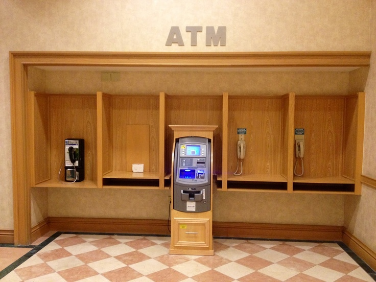 Nostalgia for a forgotten time. Do people need cash? Payphones? Hard drives?