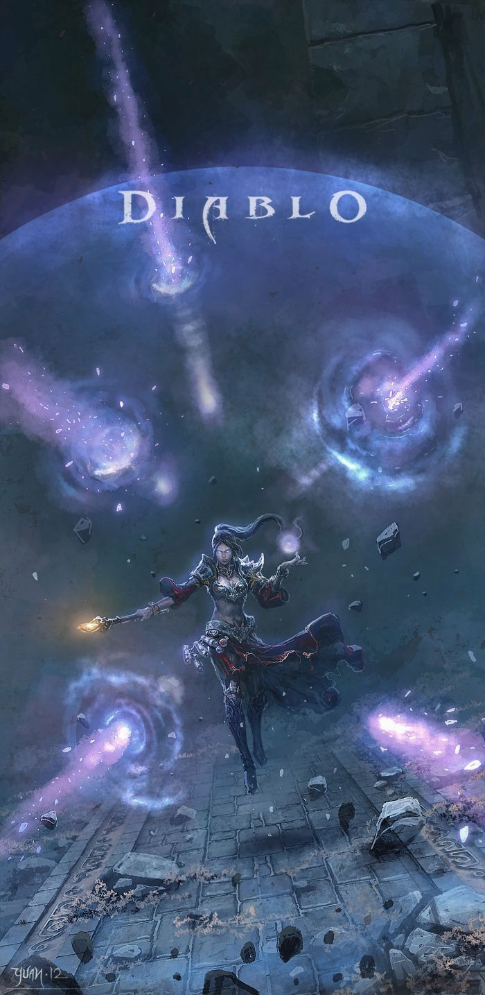 Wizard-Arcane Torrent-Skill