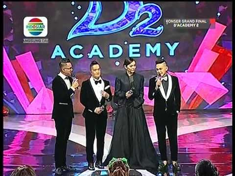 Grand Final Dangdut Academy 2 Rina Nose Ramzi Irfan Andhika Opening