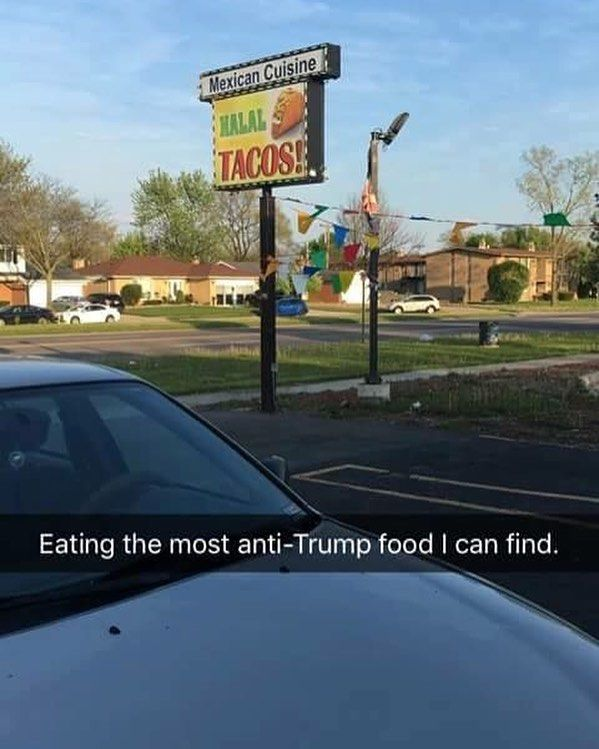 Try the most anti Trump food there is #ELMENS #trump #trump2016 #trumpet #donaldtrump #makeamericagreatagain #feelthebern #music #trumptrain #republican #meme #hillaryclinton #dank #usa #love #lol #conservative #berniesanders #america #minecraft #memes #lmao #election2016 #cringe #cancer #art #zootopia #wtf #tumblr #trombone