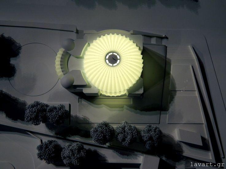 Στην  έκθεση Santiago Calatrava. Η αναγέννηση του ναού του Αγίου Νικολάου στο «Σημείο Μηδέν». Κείμενο: Θεανώ Τσονωνά- Φωτογραφίες: Θεοδώρα Κυζιρίδου