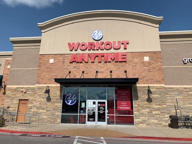 Antioch Tennessee Anytime Fitness Antioch Gym Franchise