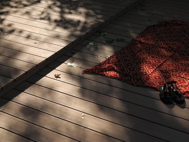13 best WPC Terrassendielen verlegen   WPC Unterbau images on - beispiel mehrstufige holzterrasse