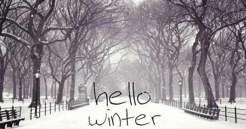Winter | Pictures | Pinterest | Hello winter and Winter
