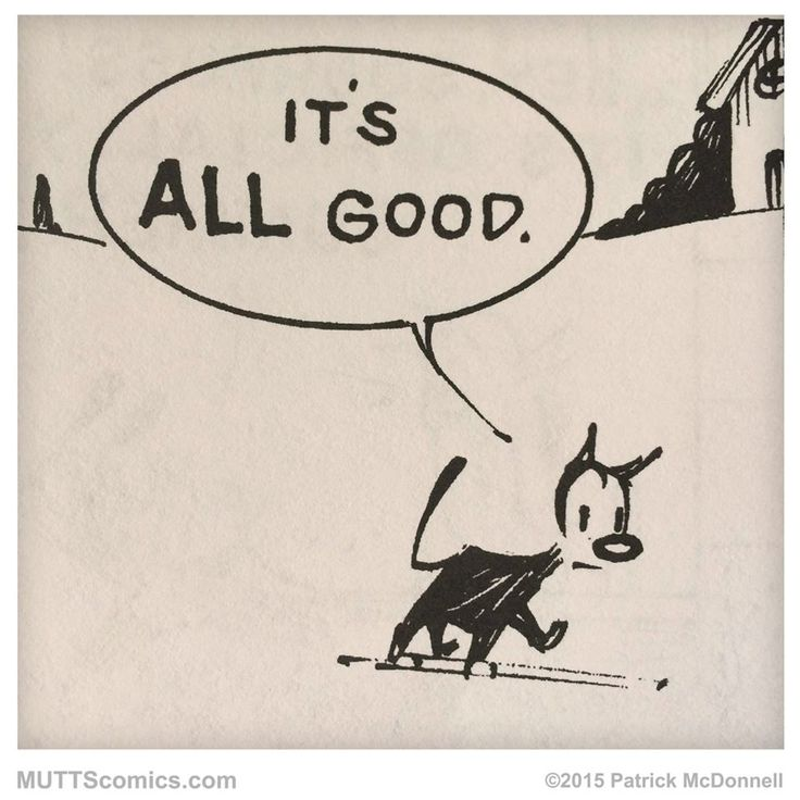 What's good this #Caturday? #MUTTScomics