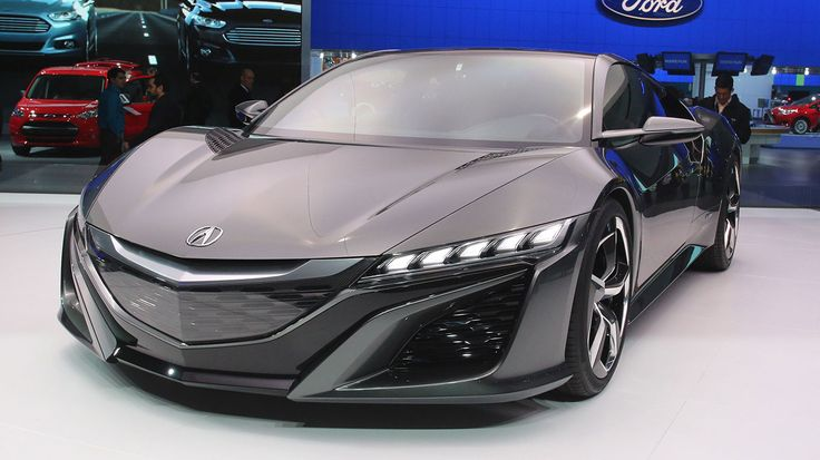 25 new sports cars for 2015