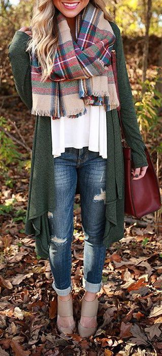 See the article to find more wonderful outfit ideas