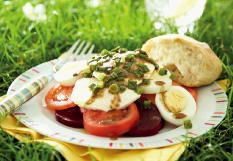 Florence Salad #BritishSummer #win