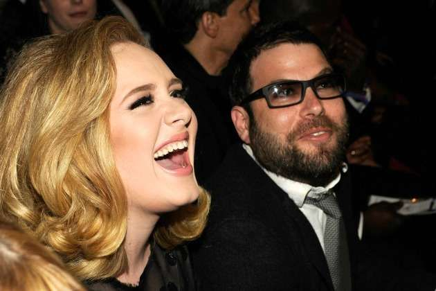 Did You Know That Adele Music star secretly weds partner of 5 years   Adele has finally confirmed her marriage to partner of five years Simon Konecki.  In December last year the 'Hello' star was rumoured to have married her partner of five years in a  secret wedding ceremony over Christmas. play  Adele finally confirmed that she is married to Simon Konecki as she referred to him as her husband in her emotional acceptance speech for album of the year at Sunday's Grammy Awards.  playAdele…