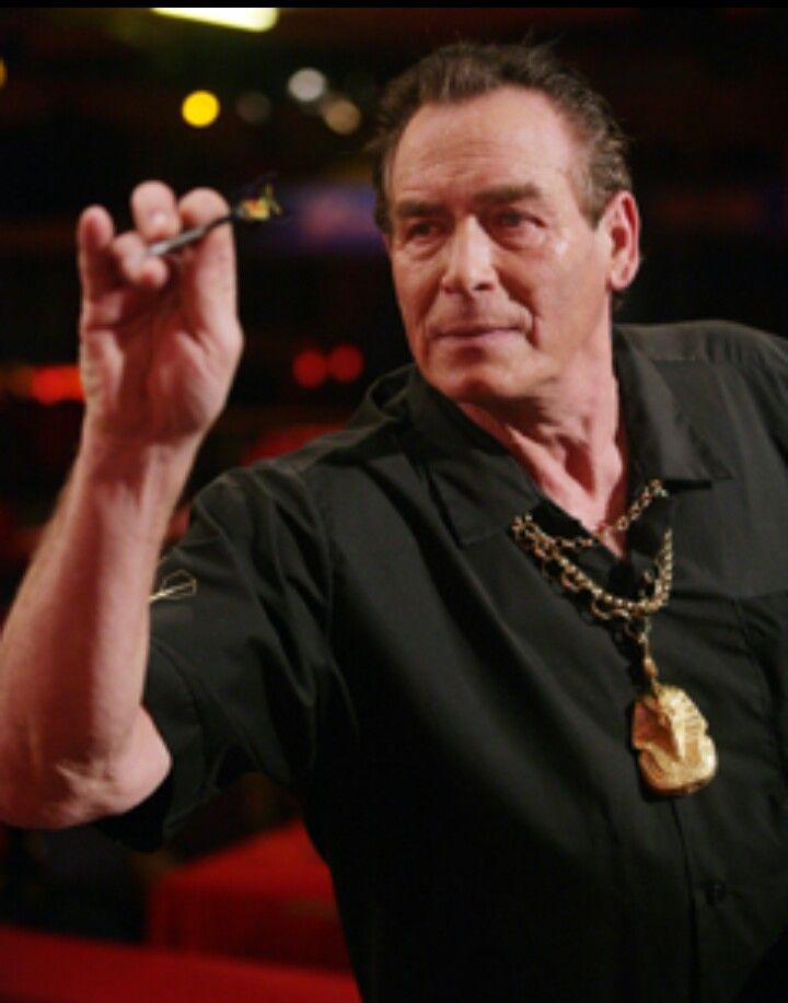 Bobby George let's play darts