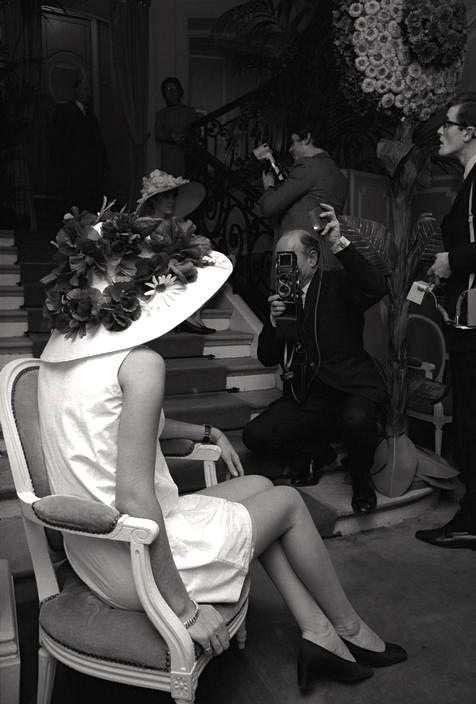 House of Dior, 1968. Photo: Raymond Depardon.