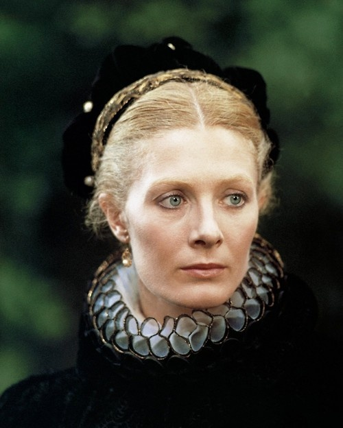 Vanessa Redgrave as Mary Queen of Scots. She was absolutely brilliant in this…