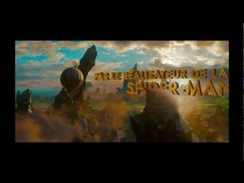 Disney présente Le Monde Fantastique d'Oz, Le 13 Mars 2013 au cinéma #OZ