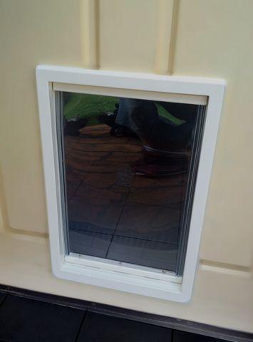Medium Dog Door For Timber Door Dog Door For Timber Doors