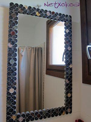 specchio con nespresso