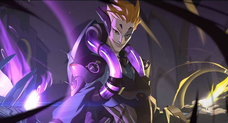 Overwatch's Moira sure has an interesting backstory