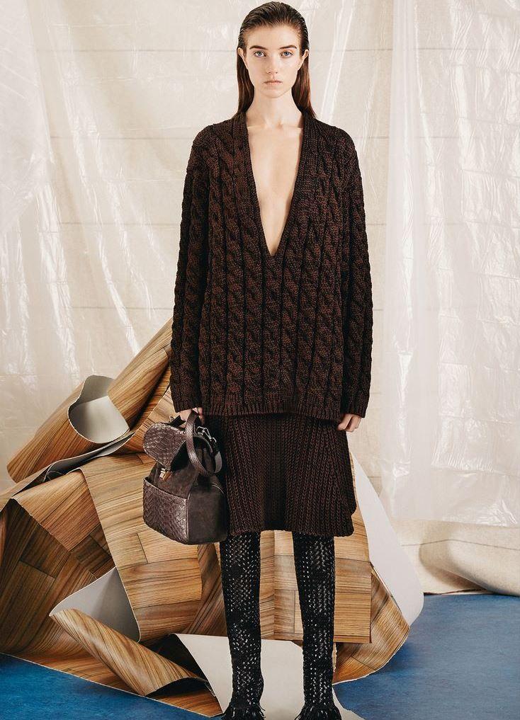модные вязаные вещи 2015 18
