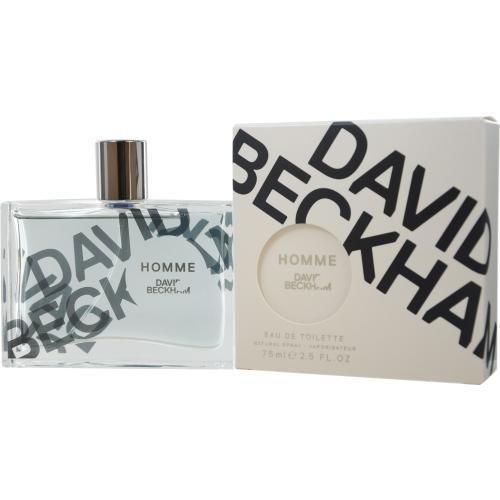 David Beckham Homme By David Beckham Edt Spray 2.5 Oz