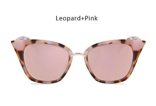 "Women's Elegant ""Cat Eye"" Sunglasses/Clear Lens Glasses- 9 colors"