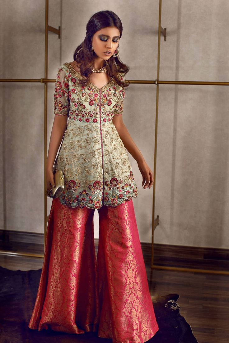 Rozina Munib Luxury Partywear Collection-2017-6 – PK Vogue