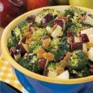 Broccoli Raisin Salad - yum