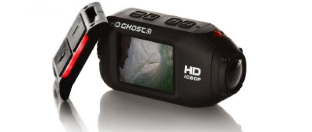 Drift HD Ghost Action Camera Comes with a Remote Control