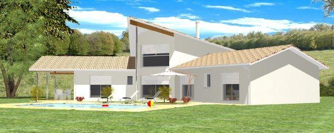 Modele biscarosse mdf 3 id es pour la maison pinterest - Faire construire sa maison au portugal ...