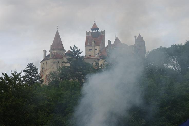 Bran Castel (it's the Dracula Castel), Romania