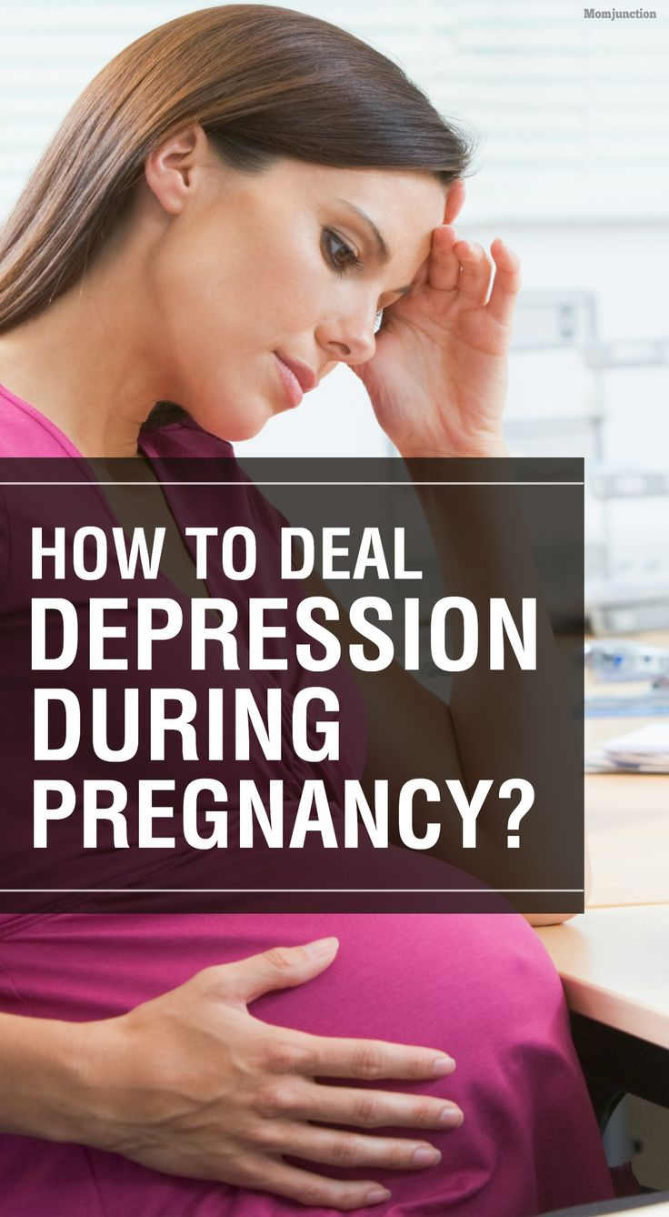 7 Ways To Tackle & Prevent Depression During Pregnancy ...