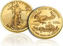 THE AMERICAN GOLD EAGLE COIN VALUES AND HISTORY