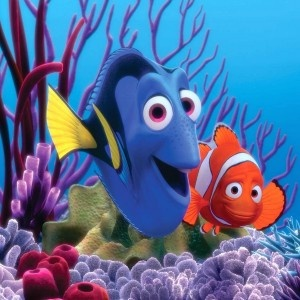 Celebrity News Briefs: Latest Ellen DeGeneres News - Ellen DeGeneres  Ellen DeGeneres In Talks For Finding Nemo 2  Ellen lent her voice to the ditzy blue tang fish Dory, the sidekick of Nemos dad Marlin, in the 2003 popular animation film Findin
