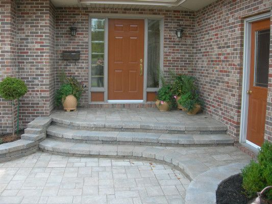 Urban Landscaping - Rothesay Landscaping Company - Pavers, Patios & Walkways permacon trafalgar